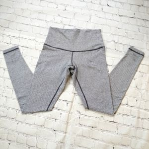 Lululemon wunder under herringbone leggings *READ*